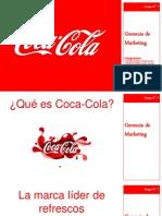 Gerencia de Marketing - Caso Coca Cola v.2