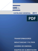 CatalogoProductos Torytrans