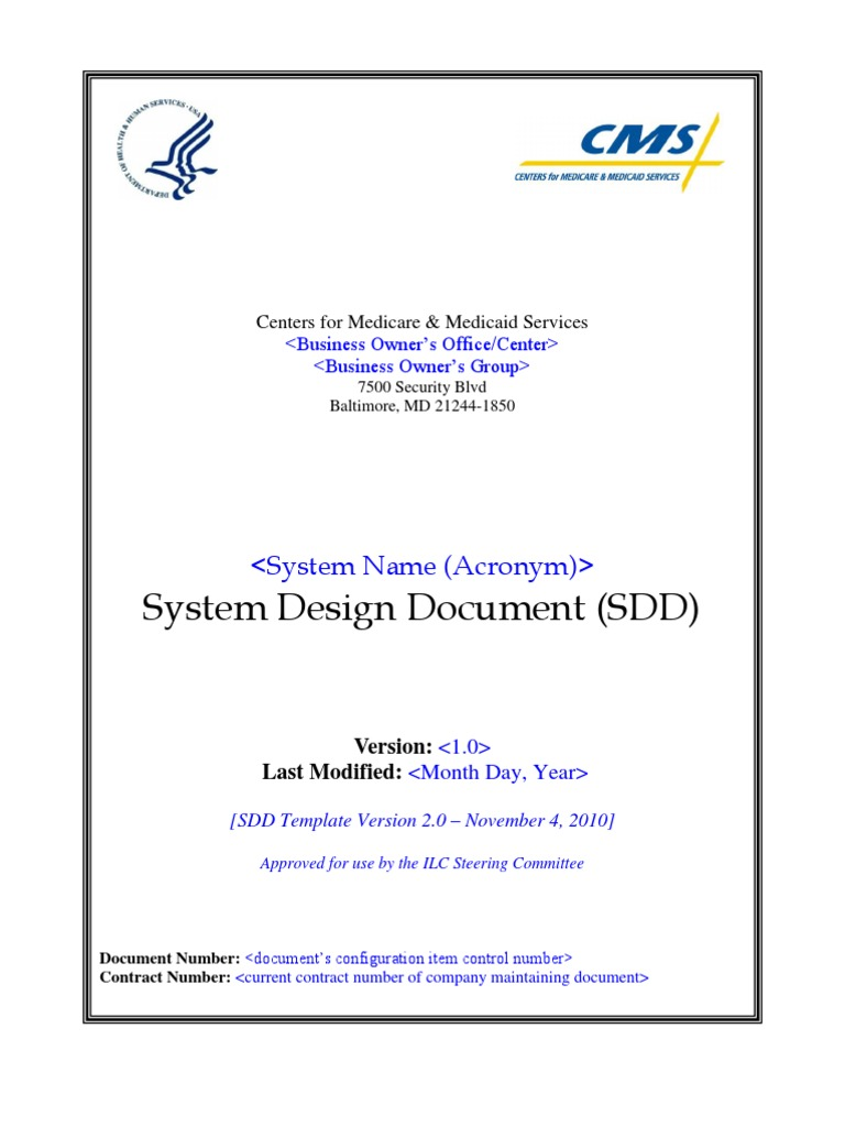 CMS System Design Document | Application Programming Interface ...