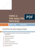 ACE-ToPIC 2-The Analysis Process