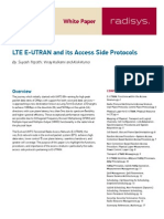 Radsys LTE Paper