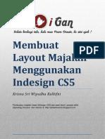 Membuat Layout Majalah Menggunakan Indesign CS5
