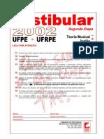 TeoriaMusical UFPE 2002