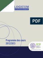 Pgm Theologicum Programme Global 20120606