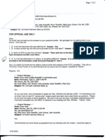 9/11 Commission E-mail Querying NMCC Records