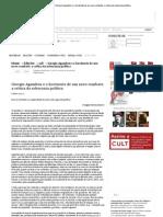 Revista Cult » Giorgio Agamben e o horizonte de um novo combate_ a crítica da soberania política