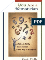 You Are a Mathematician - Introduction to the Joy of Numbers