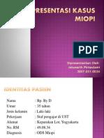 Pinta Miopi
