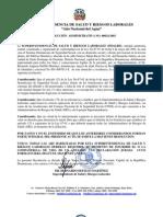 Formulario de Declaracion Jurada Union Libre