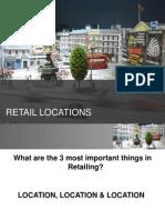 Retail Locations Unit 2