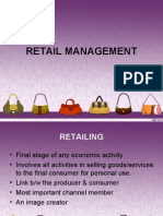 Retail Management Unit 1