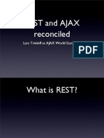 REST and AJAX Reconciled