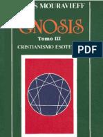 Boris Mouravieff-Cuarto Camino-Tercera Parte Gurdjieff No Publicada-Gnosis Tomo III ES