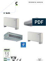 Aermec Fcx Technical Manual Eng