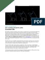 Essential Oils Catalog