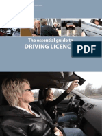 The Essential Guide to Driving Licenses