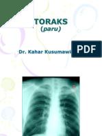 Dr. Kahar - Infeksi Paru