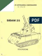 SIDAM 25 - Descrizione - Vol 1