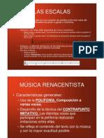 As Escalas PDF