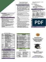 Leaflet Prodi IKK Minat K-MP 1 Okt 2012