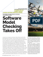 Software Model Checking Takes Off