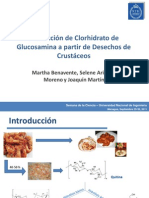 3a-Produccion Glucosamina Quitina
