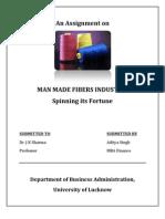 Man Made Fiber