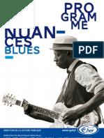 Programme d'animations autour du blues