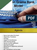 Microfinance & Pandyan Grama Bank model