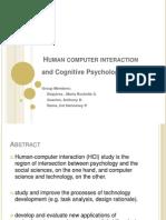 Human Computer Interactionasdf