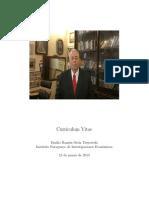 CV Marzo de 2013