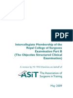 ASiT Review of IMRCS Part B