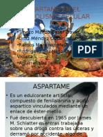 Aspartame en El Metabolismo Celular