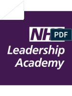 Clinical Leadership Fellows Yearbook 2012 - NHS Leadership Academy
