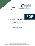 1ere Install Cegid