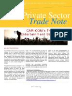OTN - Private Sector Trade Note - Vol 1 2013