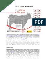 Categoria Carne Vacuno