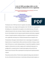 Financial Regulation After the 2008 Crisis