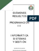 Examenes Programacion III