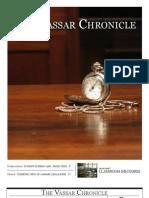 Vassar Chronicle, December 2010
