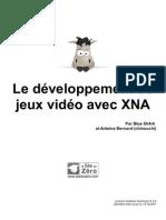 536983 Le Developpement de Jeux Video Avec Xna