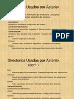 Directorios Asterisk