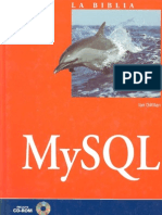 La Biblia de MySQL ByReparaciondepc.cl