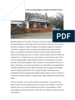 Crónica de la octava  ronda de la liga gallega por equipos en división de Honor