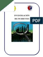 Investigacion IncidenteLHB