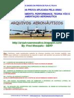 Banco de Dados Das Provas de Pla Anac
