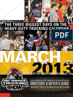 2013 Mid-America Trucking Show Directory & Buyer's Guide