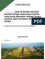 3'Aerodrome