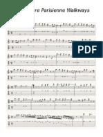 Gary Moore - Parisienne Walkways Sheet music.pdf
