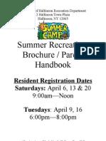 2013 Summer Brochure2.doc